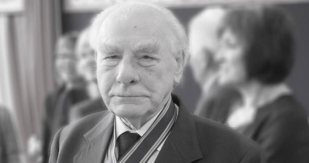 """Zmarł Jerzy Krupa """"Burza"""""""