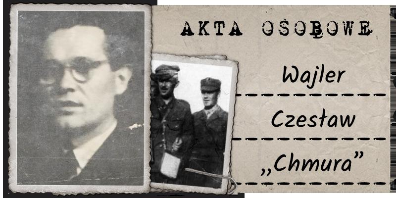 """Wajler Czesław """"Chmura"""""""