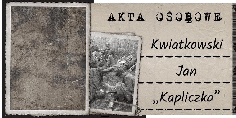 """Kwiatkowski Jan """"Kapliczka"""""""