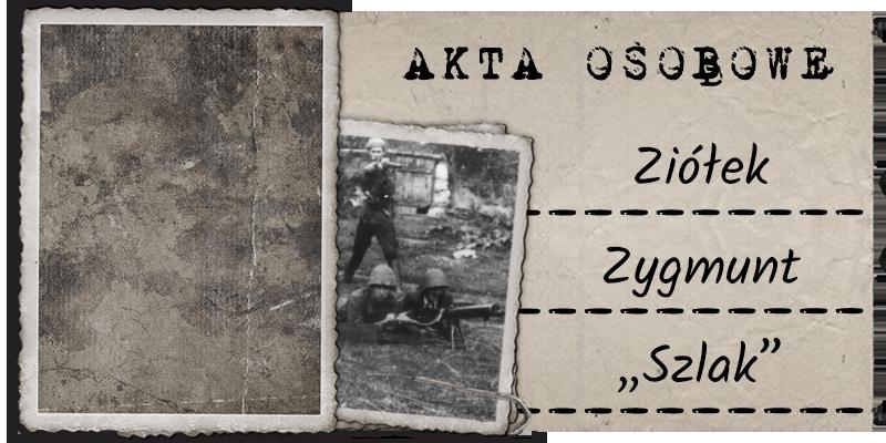 """Ziółek Zygmunt """"Szlak"""""""