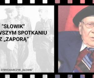 """""""Słowik"""" o pierwszym spotkaniu z """"Zaporą"""""""