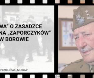 """""""Morwa"""" o zasadzce UB w Borowie zimą 1947 roku"""