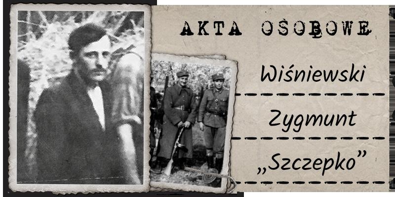 """Wiśniewski Zygmunt """"Szczepko"""""""