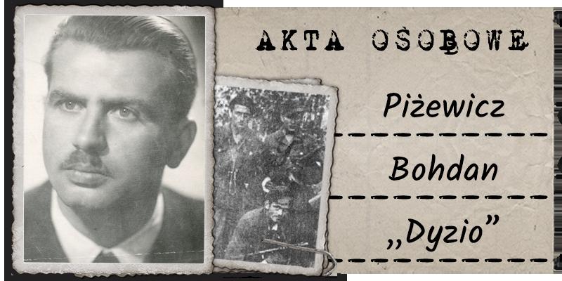 """Piżewicz Bohdan """"Dyzio"""""""